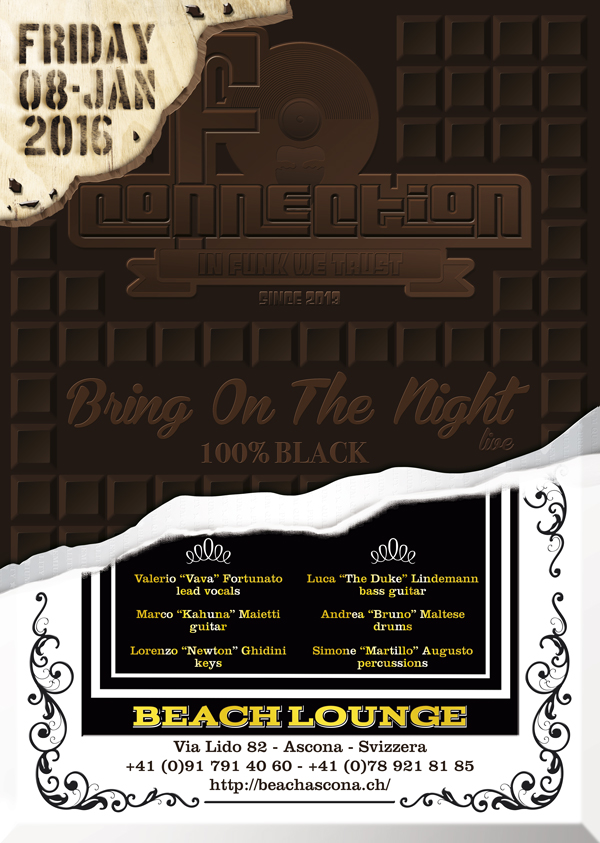 Locandina-Beach-Club-Bring-On-The-Night-Ascona