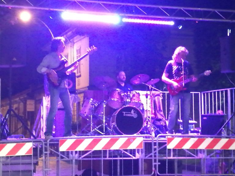 The MacCondoms Live In Vigevano